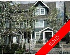 South Cambie Townhouse for sale:  4 bedroom 1,488 sq.ft.