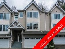 Simon Fraser Hills Townhouse for sale:  3 bedroom 2,089 sq.ft. (Listed 2017-04-13)