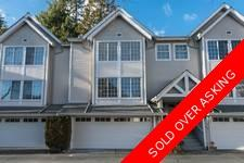 Simon Fraser Hills Townhouse for sale:  3 bedroom 2,071 sq.ft. (Listed 2018-02-20)